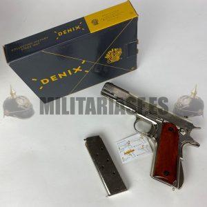 Colt 1911 cromada