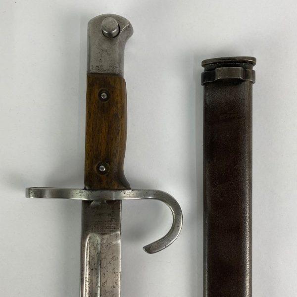 bayoneta japonesa segunda guerra