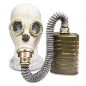 Máscara de gas MP-3 Polonia