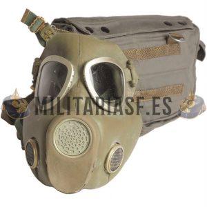 Máscara antigas polaca MP-4 con bolsa