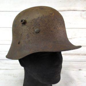 Casco alemán M17 Calca Wehrmacht