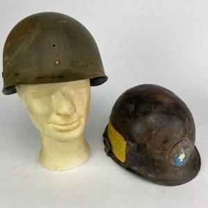 Casco M1 Mobile Riverine Force Spearheaders vietnam