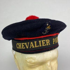Lepanto de la Armada Francesa Fragata Chavalier Paul