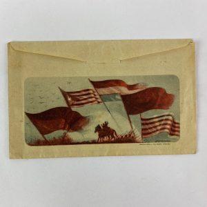 Carta de Soldado Republicano de la Guerra Civil