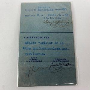Cartilla Militar Grupo de documentos Alfonso XIII