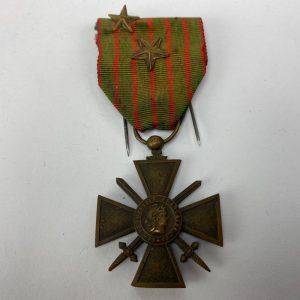 Cruz de Guerra 1914-1917 1ª Guerra Mundial