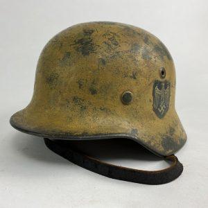 Casco Aleman 1940 Luftwaffe Segunda Guerra Mundial
