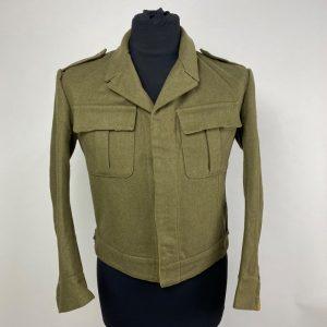 Chaqueta del Ejercito Italiano tipo IKE Jacket