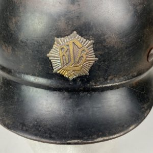 Casco Alemán de la Luftschutz RLB 2ª Guerra Mundial