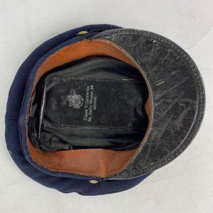 Gorra de plato de Infanteria de Marina época Franquista