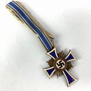 Cruz de honor de madre alemana de bronce