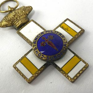 Cruz a la Constancia Militar para Suboficial pensionada