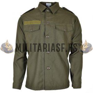 Camisa militar del Ejercito Austriaco