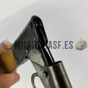 Escopeta de tapones de corcho