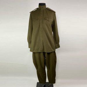 Uniforme Soviético M43 Capitán de Infantería
