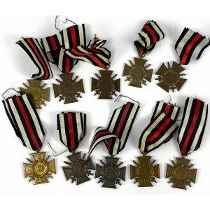 lote cruz honor ww1 alemania