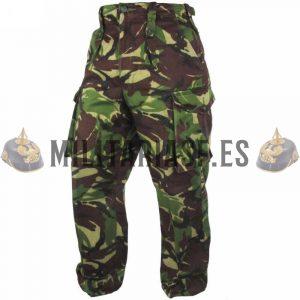 Pantalón militar británico camuflaje DPM