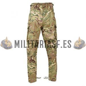 Pantalón militar británico MTP Multicam