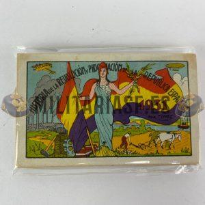 Colección de Cromos Republicanos chocolates Monrabá
