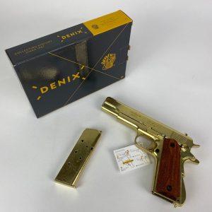 Colt 1911 Gold