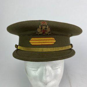 Gorra de Plato para Sargento