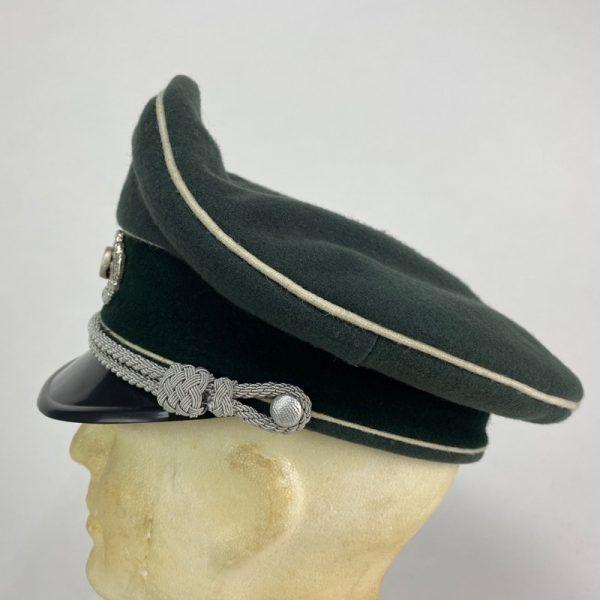 Gorra de Plato de Oficial Alemán 2ª Guerra Mundial