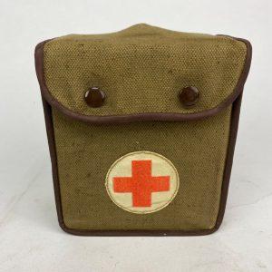 Botiquín militar Checoslovaco para Vehículos