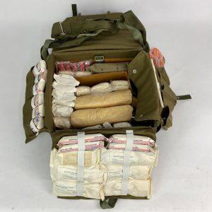 Botiquín militar Checoslovaco para Médico