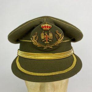 Gorra de Oficial del Ejército de Tierra