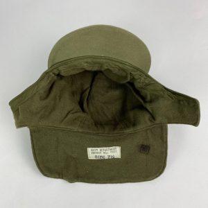 Gorra U.S. NAVY Deck Cap 2ª Guerra Mundial