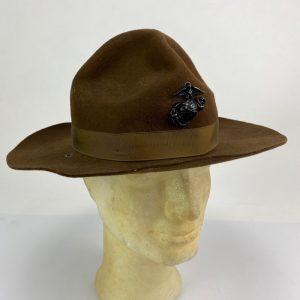 Sombrero de Instructor del Cuerpo de Marines