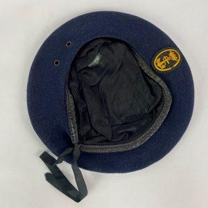 Boina Azul de infanteria de Marina época Franco