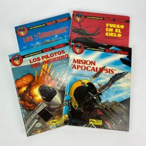Comic Las aventuras de Buck Danny