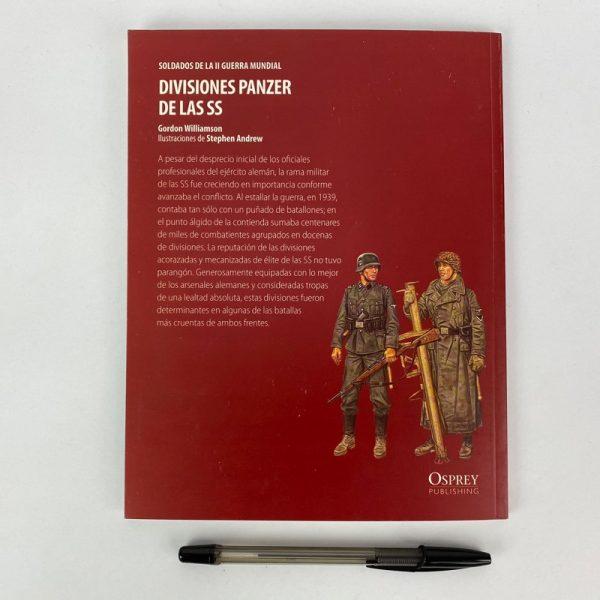 Libro Divisiones Panzer De Las SS. Gordon Williamson