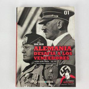 Libro Alemania desafía a los vencedores