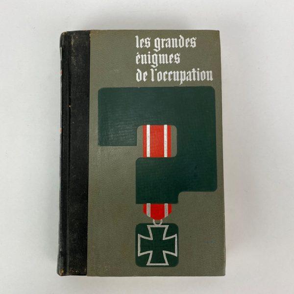 Libro Les grandes enigmes de l'occupation