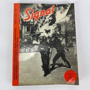 Libro Recopilatorio de la Revista Signal.