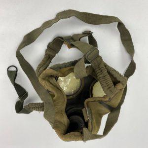 Máscara Antigás Alemana M30 completa Guerra Civil