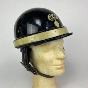 Casco de Motorista Carabinieri años 50-60