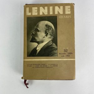 Libro Lenine Ouvres