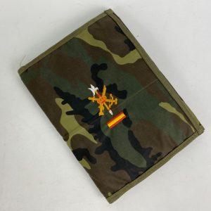 Portamapas Militar del Ejercito Español