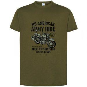 Camiseta Militar Despatch Rider