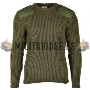 Suéter Pullover del Ejercito Británico