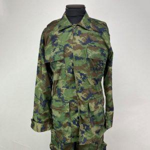 Uniforme Militar Tailandia