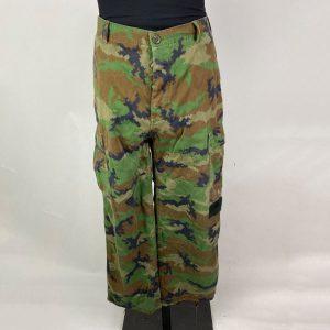 Pantalon Militar Ejercito de Tailandia
