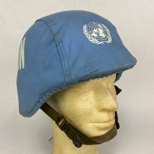 Casco PASGT Americano con funda de la ONU