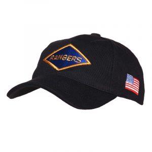 Gorra Rangers WW2 100% Algodón
