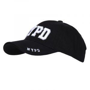 Gorra NYPD 100% Algodón
