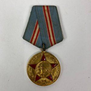Medalla 50 aniversario de las Fuerzas armadas Soviéticas