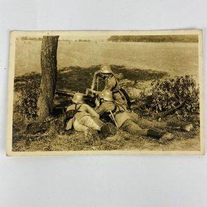 Tarjeta Postal Alemana 2ª Guerra Mundial